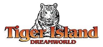 Tiger Island (Dreamworld) - Image: Tiger Island Logo