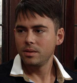 Todd Grimshaw Fictional character from the British soap opera Coronation Street