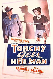 <i>Torchy Gets Her Man</i> 1938 film by William Beaudine