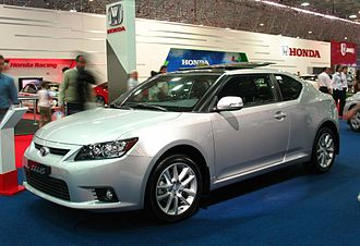 Scion tC - Toyota Zelas