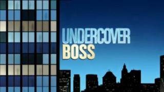 <i>Undercover Boss</i> (British TV series)