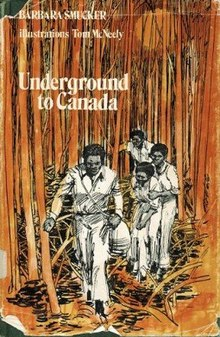 Underground to Canada - Wikipedia on underground railroad map, island of the blue dolphins map, bridge to terabithia map,