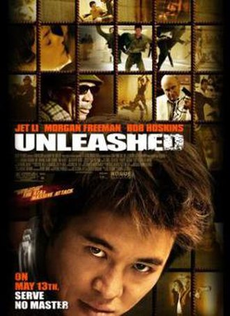 Unleashed (film) - U.S. theatrical release poster