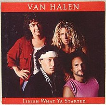 Van Halen - Finish What Ya Started.jpg