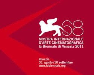 68th Venice International Film Festival - Festival poster