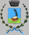 Coat of arms of Villa Cortese