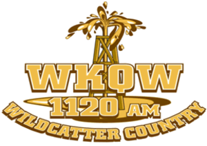 WKQW (AM) - Logo used during WKQW's classic country format. Last used in Mid-August 2008.
