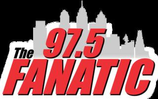 WPEN (FM) Sports radio station in Burlington, New Jersey, serving Philadelphia