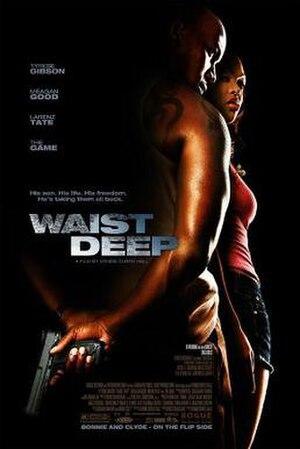 Waist Deep - Film poster