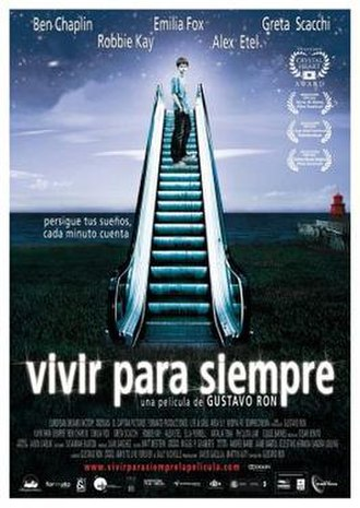 Ways to Live Forever (film) - Spanish film poster