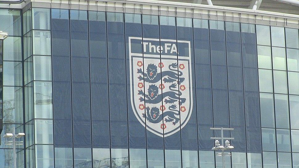 Wembley The FA Logo