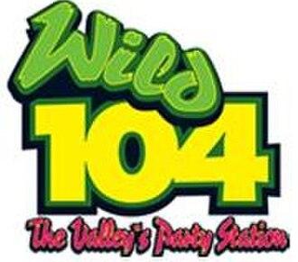 KBFM - Image: Wild 104logo