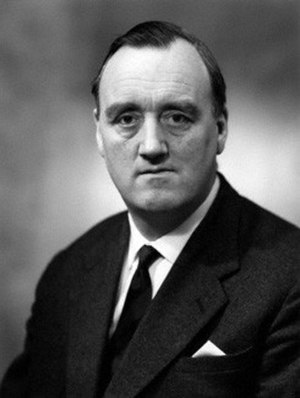 William Whitelaw, 1st Viscount Whitelaw - Image: William Whitelaw in 1963