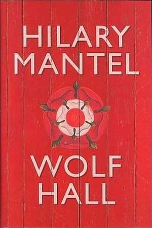 Wolf Hall - Image: Wolf Hall cover
