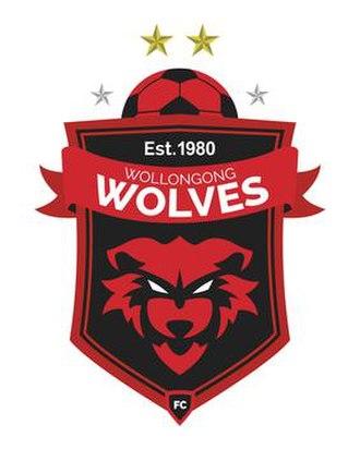 Wollongong Wolves FC - Image: Wollongong Wolves FC