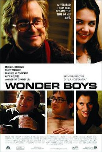 Wonder Boys (film) - Theatrical re-release poster