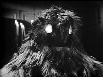 The Web of Fear - Image: Yeti (Doctor Who)