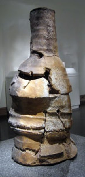 Peter Voulkos - Peter Voulkos, Noodle. stoneware sculpture, 1996, Metropolitan Museum of Art