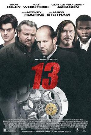 13 (2010 film) - Image: 13 poster