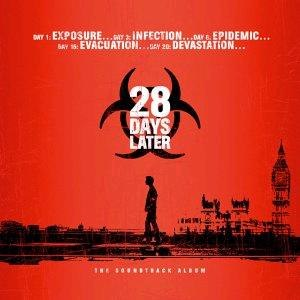 28 Days Later: The Soundtrack Album - Image: 28 Days Later Album Cover