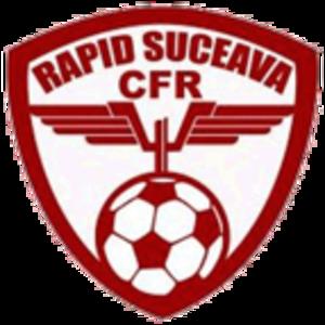 ACS Foresta Suceava - Former logo, as Rapid CFR Suceava.