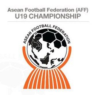 AFF U-19 Youth Championship - Image: AFF U 19 logo