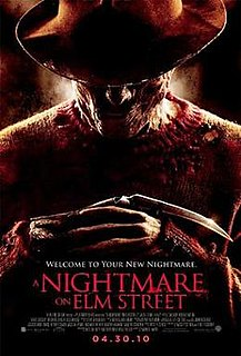 <i>A Nightmare on Elm Street</i> (2010 film) 2010 film by Samuel Bayer