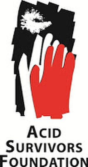 Acid Survivors Foundation - Image: Acid Survivors Foundation Logo