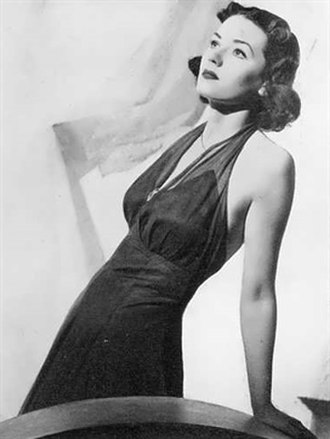Gabrielle Brune - 1939 Spotlight photo