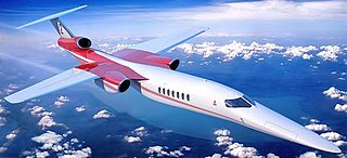 supersonic business jet under development by Aerion Corporation