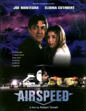 Airspeed (film) - U.S. DVD cover