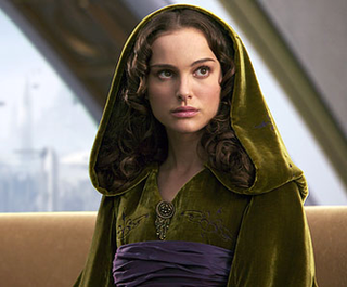 Padmé Amidala fictional character in the Star Wars universe