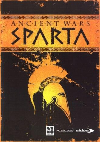 Ancient Wars: Sparta - Image: Ancient Wars Sparta
