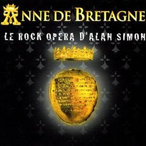 Anne de Bretagne (rock opera) - Image: Anne de Bretagne studio album cover