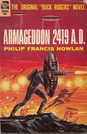 Armageddon 2419 A.D. - 1960s edition of the combined edition of Amageddon 2419 A.D. and The Airlords of Han.