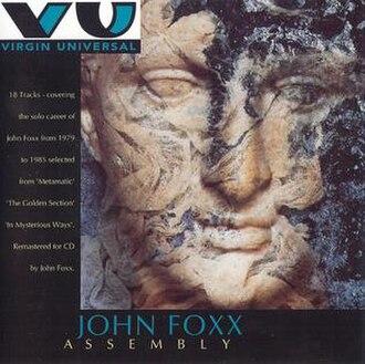 Assembly (John Foxx album) - Image: Assembly John Foxx