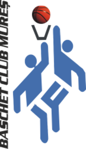 BC Mureș - Former logo.
