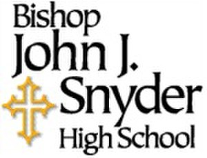Bishop John J. Snyder High School - Image: BJSHSLOGO