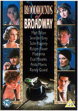 Bloodhounds of Broadway (1989 film) - Image: BLOODHOUNDS OF BROADWAY