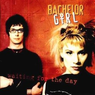 Waiting for the Day - Image: Bachelor Girl Waiting for the Day Front