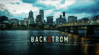 Picture of a TV show: Backstrom