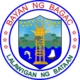 Official seal of Bagac