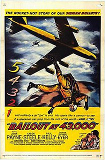 <i>Bailout at 43,000</i> 1957 film