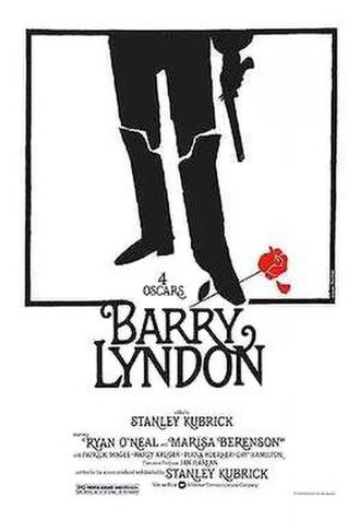 Barry Lyndon - Theatrical release poster by Jouineau Bourduge
