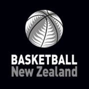 New Zealand men's national basketball team - Image: Basketball New Zealand logo