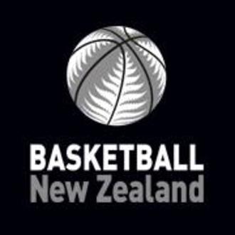 New Zealand men's national basketball team - Image: Basketball New Zealand logo