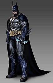& Batsuit - Wikipedia