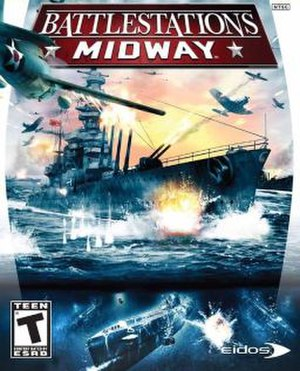 Battlestations: Midway - Image: Battlestations Midway Coverart