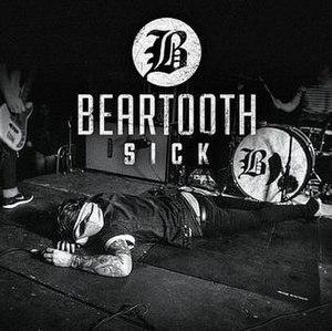Sick (EP) - Image: Beartooth Sick EP Album Art