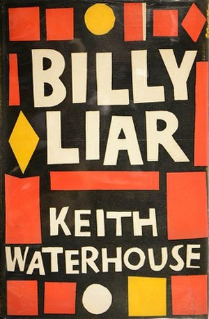 Billy Liar - Image: Billy Liar Cover